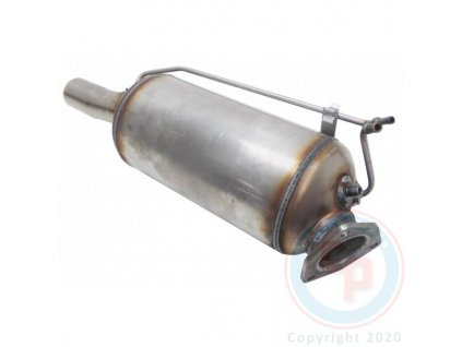 DPF filter Skoda Superb 2.0 TDi 01/2006-12/2008 103 kW/BSS