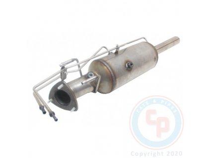 DPF filter Fiat Ducato 2.2 HDI 01/2006-12/2012 74kW/4HV