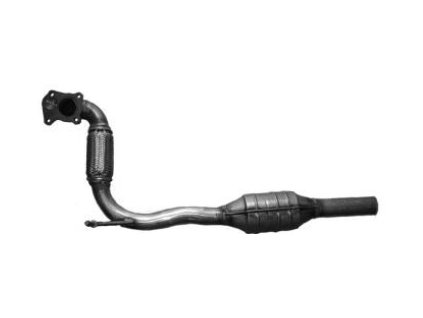 Katalyzátor Seat Ibiza 1.4 TDi 05/2002-12/2005 55 kW (JMJ 1080032)