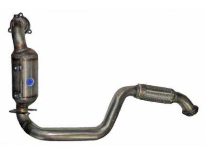 Katalyzátor Mercedes CLA180 C117 1.6i 01/2013-03/2019 keramický (JMJ 1091596)