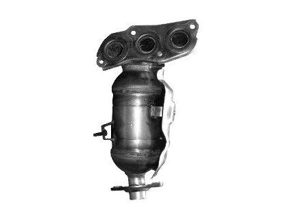 Katalyzátor Peugeot 107 1.0i 06/2005-05/2014 (JMJ 1091031)