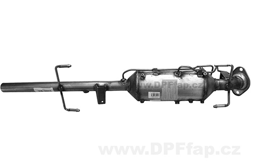 Prodej DPF filtrů a FAP filtrů