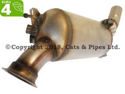 10781 dpf filter bmw 318d e91 03 2007 12 2009 120 kw m47d20 204d4