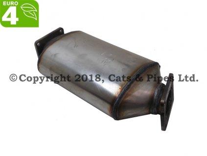 10442 dpf filter bmw 730d e66 03 2005 04 2009 170kw m57306d3