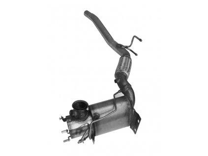 Seat Altea/XL 1.6 TDi od 10/2009 2x tlak. trubka