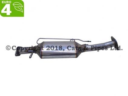 11804 dpf filter ford kuga 2 0 tdci 01 2008 12 2010 100 kw g6dg ukda