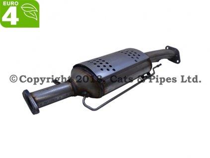 11609 dpf filter ford kuga 2 0 tdci 06 2008 12 2010 100 kw g6dg ukda
