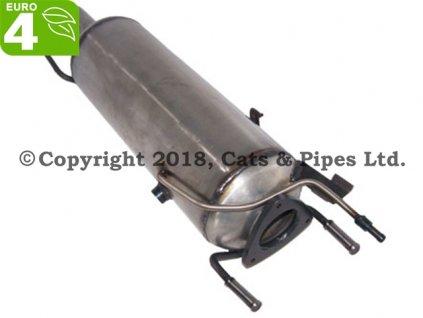 11927 dpf filter opel vectra 1 9 cdti 04 2004 12 2009 110 kw z19dth