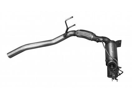 VW Jetta 2.0 TDi 10/2006-10/2010 2x tlak. trubka CEGA