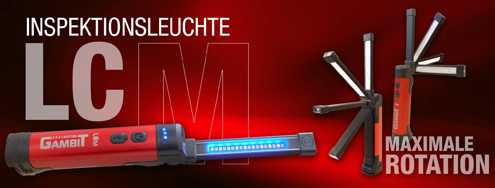 GAMBIT LC-M Inspekční svítilna