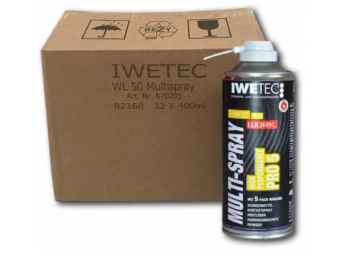 MSH WL50 Multispray
