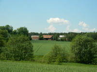 Obec Laštovičky - známá oblast s výskytem drahých kamenů