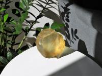 Pravý citrín z Vysočiny - drahý kámen s významnými léčivými účinky