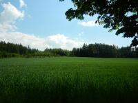 Další z pohledů na malebnou krajinu Vysočiny v okolí Laštoviček