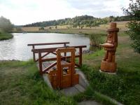 Stavidlo, které hlídá místní vodník