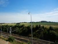 Železnice ve Skleném nad Oslavou