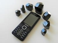Mobilní telefony vyzařují škodlivé elekromagneticke vlnění - eliminuje je černý turmalín