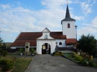 Kostel sv. Jiljí v Dolních Borech