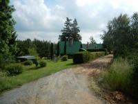 Chaty nedaleko Bobrůvky
