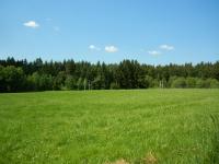 Okolí vesnice Laštovičky - naleziště drahých kamenů, minerálů a nerostů