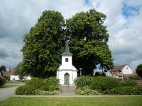 Náves s kapličkou sv. Prokopa - sakrální stavba