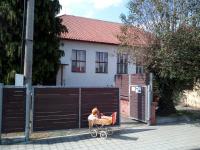 Budova obecního muzea v Borech