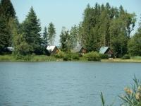 Chatová oblast kolem Velkého sklenského rybníku