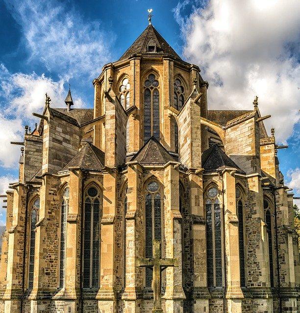 Katedrála, chrám, kostel, dóm