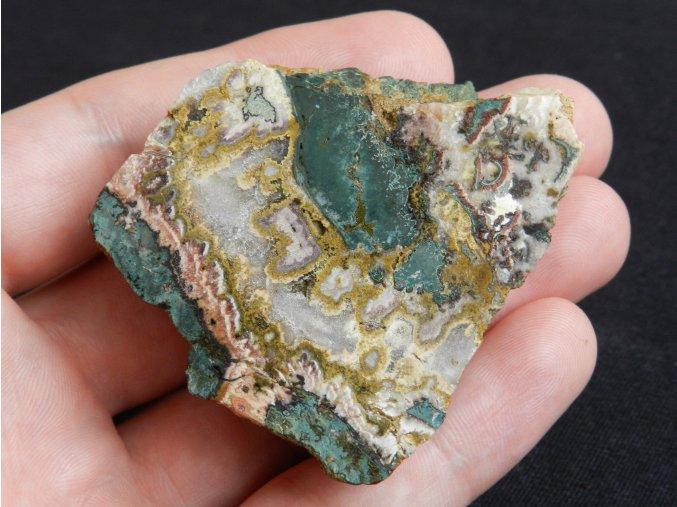 achat rozriznuty vylesteny cesky pravy kamen drahy mineral kresbou barvou obrazky 3