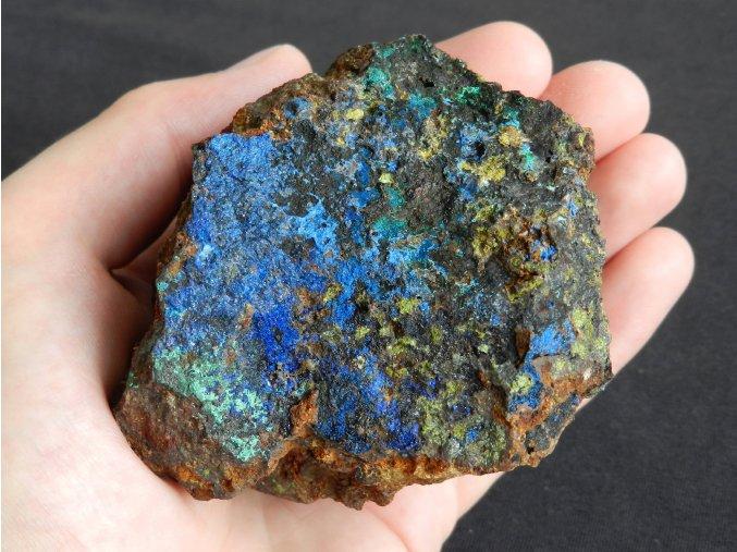 azurit piesky slovensko malachit drahy kamen mineral nerost obrazky 1