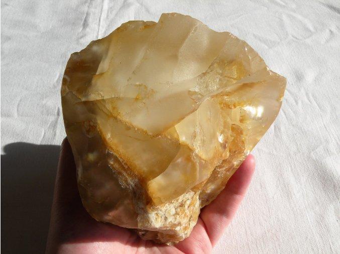 velky citrin kamen knezeves na frantisku vysocina morava naleziste obrazky 2