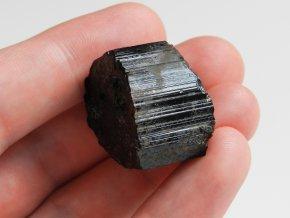 cerny skoryl turmalin cr ceska republika vysocina bory naleziste lokalita oblast kamen prirodni obrazky 1