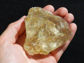 citrin sbirkovy kamen velky cesky vysocina žluty zlaty obrazek 1