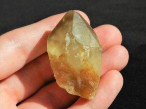 citrin krystal cesky vysocina knezeves lecivy drahokam obrazky 1