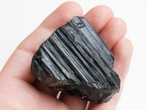 cerny turmalin skoryl spalek spalik valecek krystal cesky pravy vysocina velky mohutky sbirkovy pikarec obrazky 1