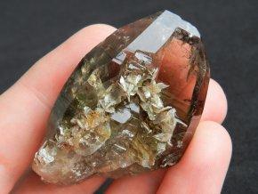 zachovaly krystal zahnedy esteticky cesky drahokam vysocina suky zdobeny muskovitem obrazky 9