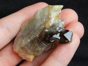 zahneda krystal elestial mistrovsky cesky drahy kamen obrazky 1
