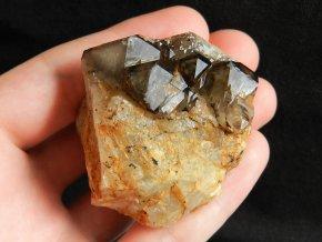 zahneda krystal elestial kamen mistrovsky vysocina obrazky 1
