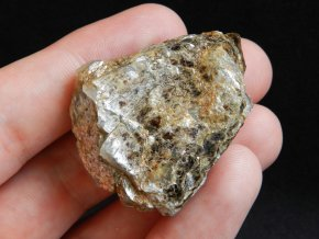 biotit vysocina dolni bory tmava slida kamen mineral obrazky 1