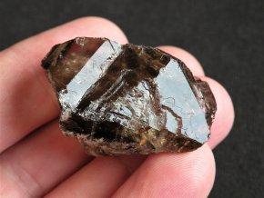 prirodni zahneda zlomek krystal duha vysocina obrazek 1
