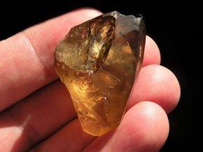 prirodni citrin krystal syte zluty vnitrni svet vysocina obrazek 1