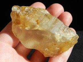 citrin prirodni pravy cesky vysocina kamen nerost zluty hojnost cakra solar plexus obrazky 1