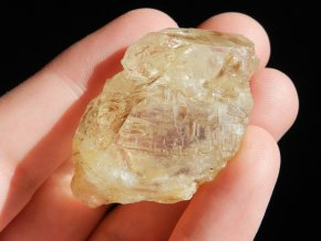 citrin zluty zlatavy cisty drahokam cesky mineral obrazek 1