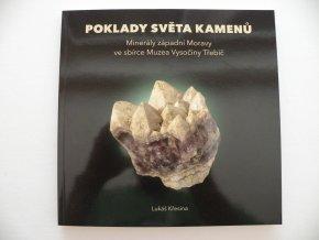 kniha poklady sveta kamenu mineraly zapadni moravy obrazek 1