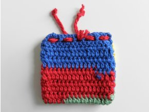 kapsička - barevná