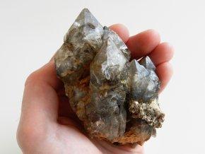 zahneda elestial oboustrana nadherna dokonala prirodni krystalova obrazky 1