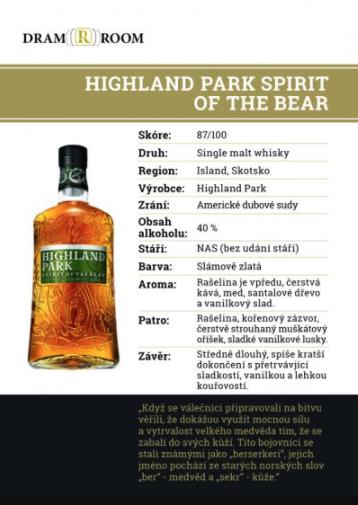 Highland Park BEAR