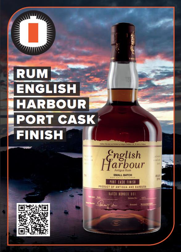 English Harbour Port Cask Finish