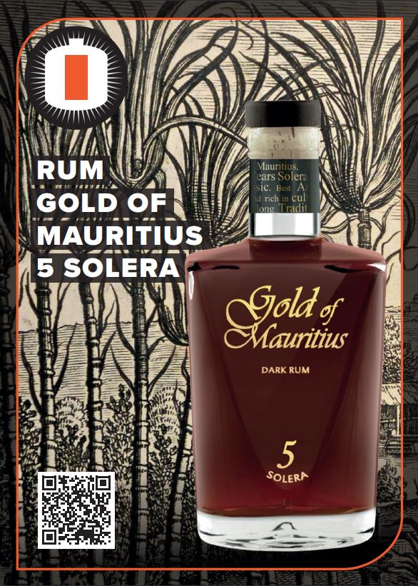 Gold of Mauritius 5 Solera