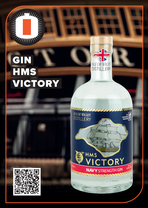 HMS Victory Gin
